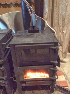 なんたん暖炉発電2