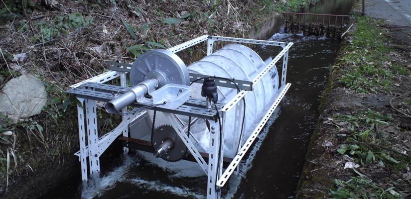 ピコ水力発電