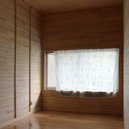 山女魚。約3畳。小さいが静かな部屋。