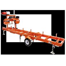 簡易製材機 ウッドマイザー