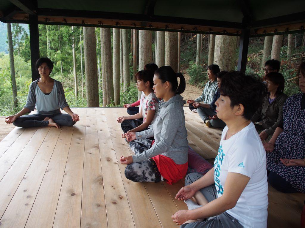 7月1日(土)森林ヨガ開催決定!