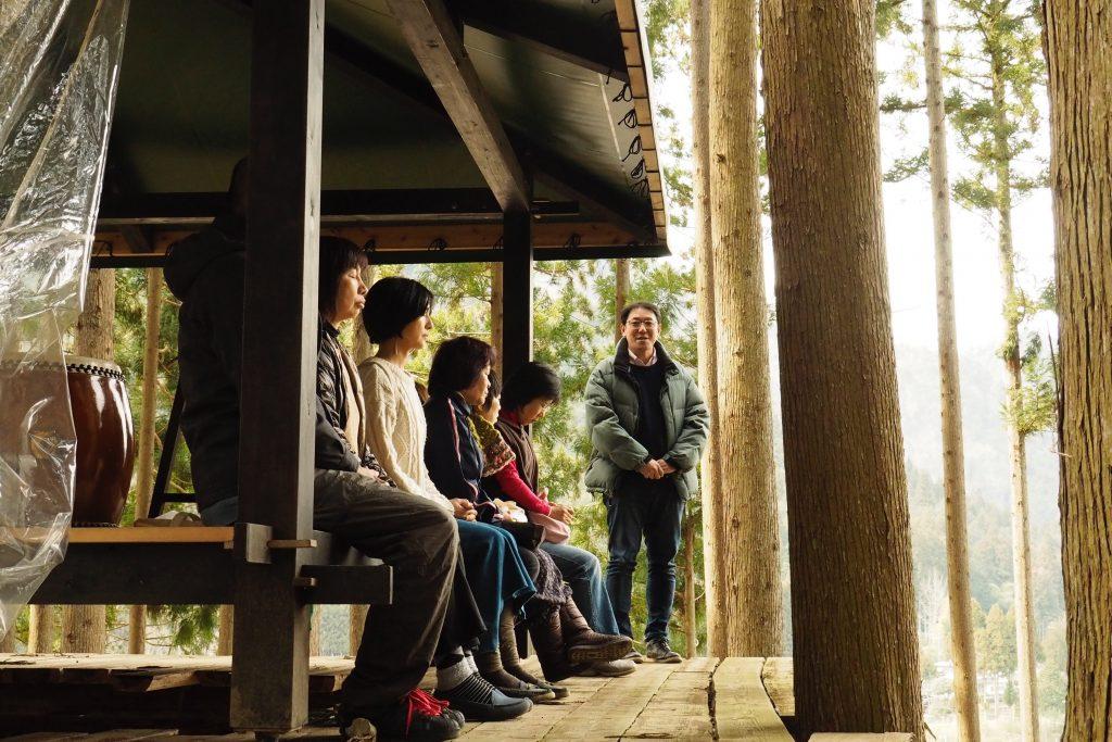 MIYAMA森の湯治場