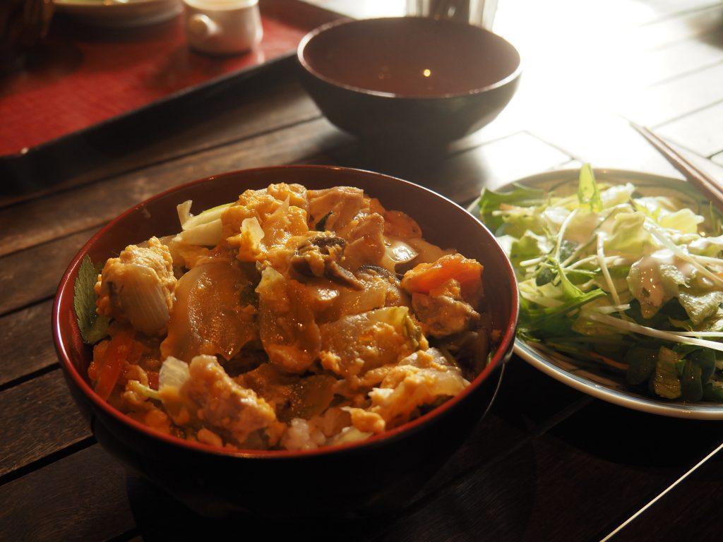 うどんと親子丼の「城山製麺」4/6OPEN!